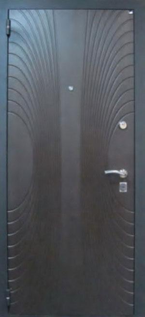 МДФ Фрезерованная ламинированная панель ФЛ182
