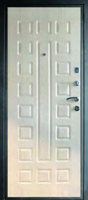 МДФ Фрезерованная ламинированная панель ФЛ183