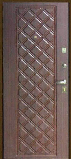 МДФ Фрезерованная ламинированная панель ФЛ184