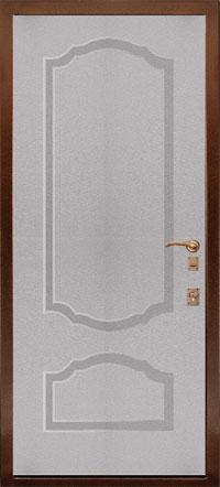 МДФ Фрезерованная ламинированная панель ФЛ135