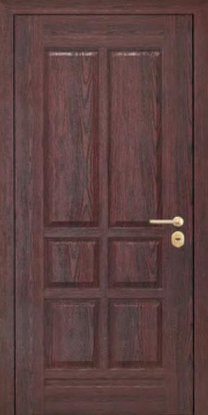 Панели для стальных дверей из массива натурального дерева: сосна и дуб М10