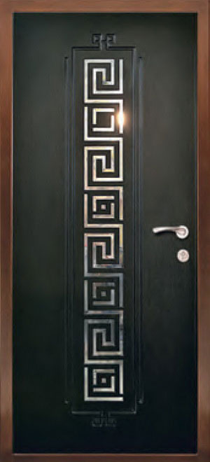 Панели с элементами декора из нержавеющей стали ФЛН225