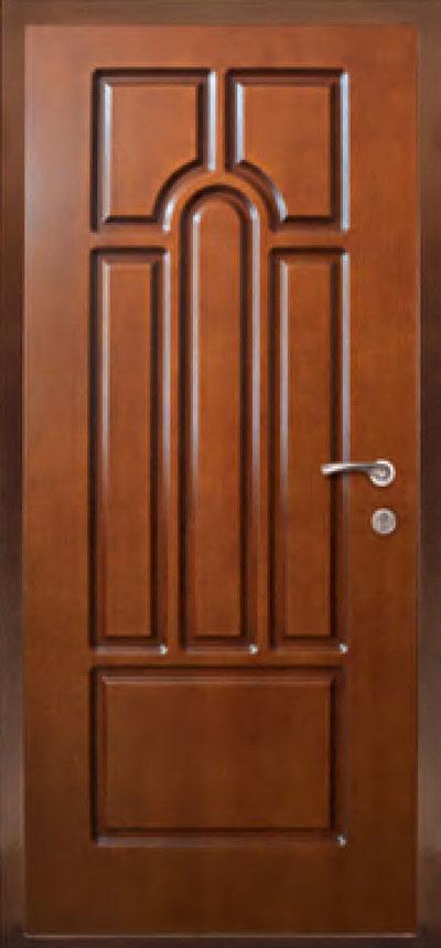 Шпонированные панели МДФ для входных стальных дверей ПШ1