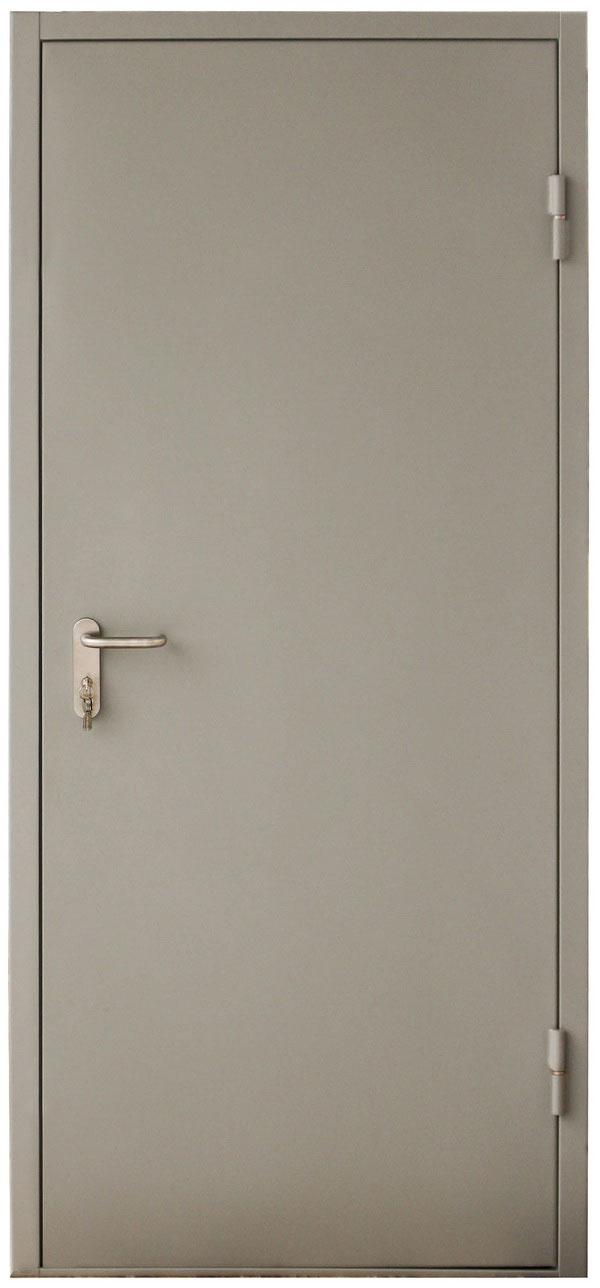 двери из стального листа 2 мм