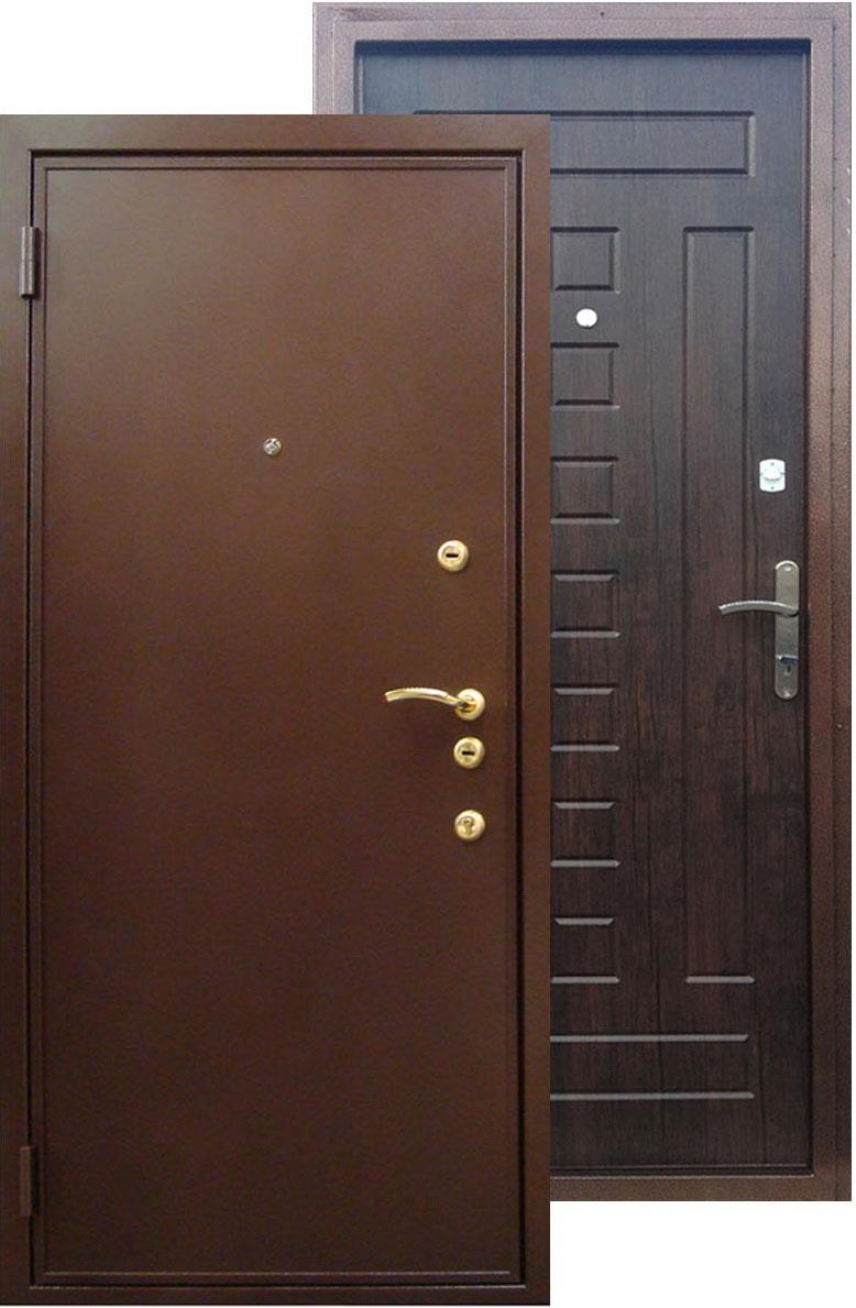 металлические двери по вао